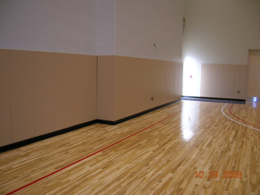Wall Padding Panels Gym Foam Protective Indoor And Outdoor
